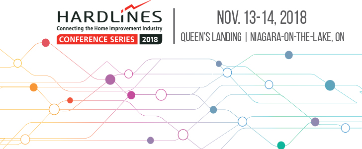 2018 Hardlines Conference - Nov 13-14, 2018, Queens Landing, Niagara-On-The-Lake, ON