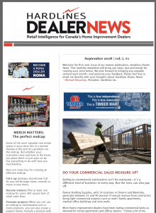 Hardlines Dealer News