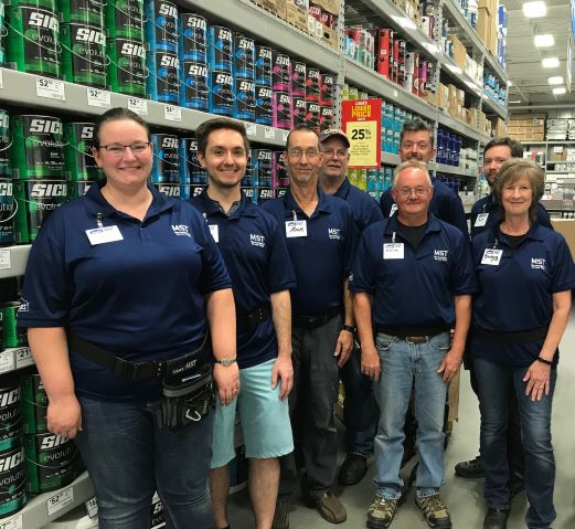 lowe u2019s canada rolls out merchandising service team