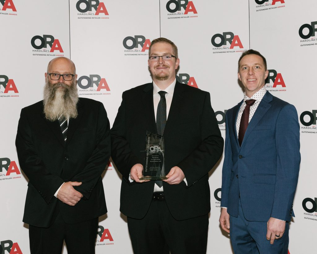 Best Building Supply/Home Centre (under 15,000 square feet) - Norquay Co-op