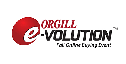 Orgill E-volution fall online buying event